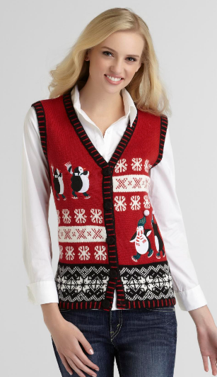Ugly Christmas Sweater Ideas, and Where to Find the Perfect One