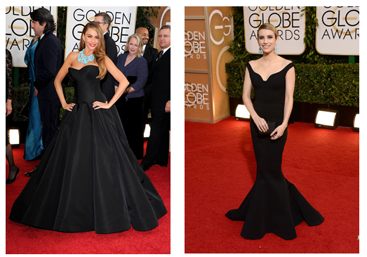 2014 Fashion Trends: Golden Globes Edition