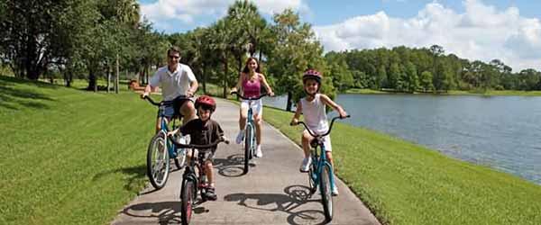 Family Bike Trips