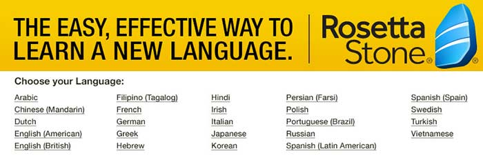 rosetta-stone-languages-offered