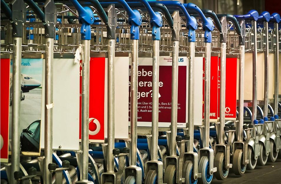 baggage-carts
