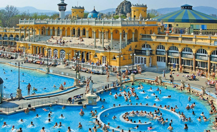 Thermal Szechenyi Baths