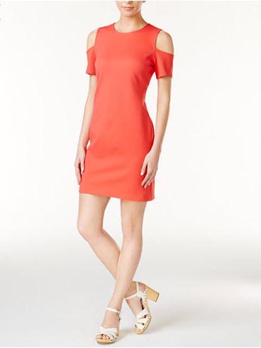 Macys-Bar-III-Cold-Shoulder-Sheath-Dress