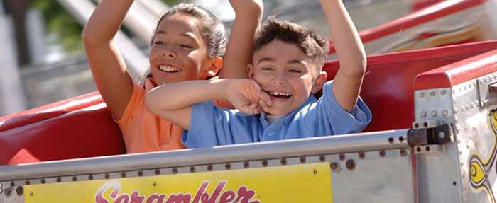 Family amusement parks