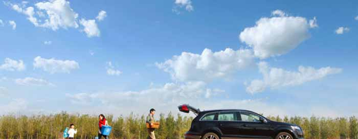 Low cost family road trips