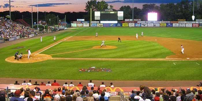minor league baseball games for the family