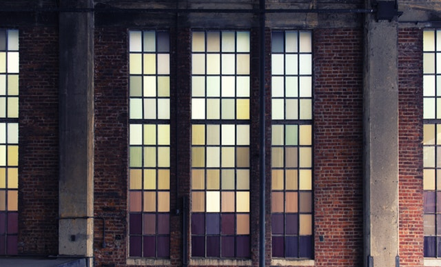 stained windows