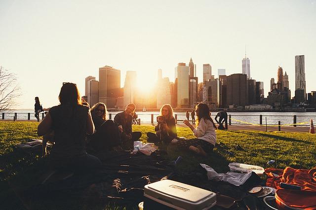 picnic in new york